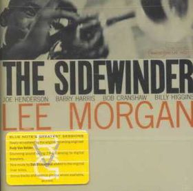 Morgan Lee - Sidewinder - Remastered (CD)