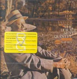 Horace Silver - Song For My Father (CD)