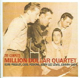 Presley Elvis - Million Dollar Quartet - Complete (CD)