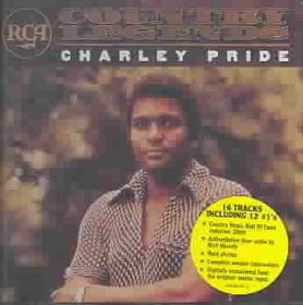 Charley Pride - RCA Country Legends (CD)