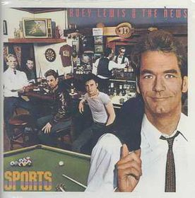 Huey Lewis & The News - Sports (CD)