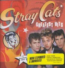 Stray Cats - Greatest Hits (CD)