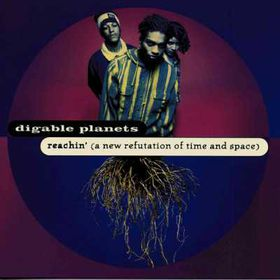 Digable Planets - Reachin' (CD)