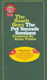 Beach Boys The - Pet Sound Sessions (CD)