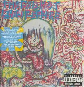 Red Hot Chili Peppers - Red Hot Chili Peppers - Remastered (CD)