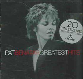 Benatar Pat - Greatest Hits (CD)