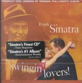 Songs for Swingin' Lovers - (Import CD)