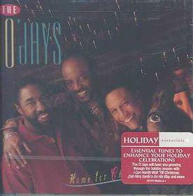 O' Jays - Home For Christmas (CD)