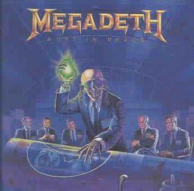 Megadeth - Rust In Peace - (EMI Import CD)