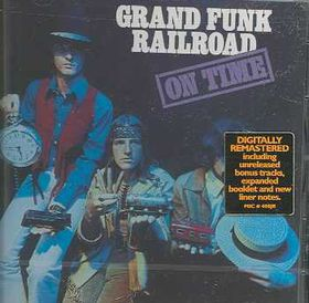 Grand Funk Railroad - On Time - Remastered (CD)