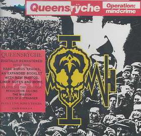 Queensryche - Operation Mindcrime (CD)