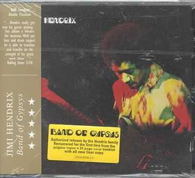 Band of Gypsys - (Import CD)