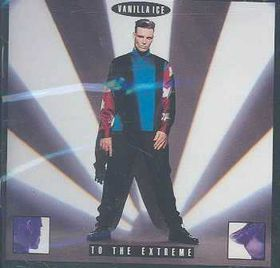 Vanilla Ice - To The Extreme - (EMI Import CD)