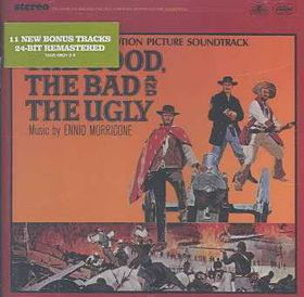 Good the Bad & the Ugly (OST) - (Import CD)