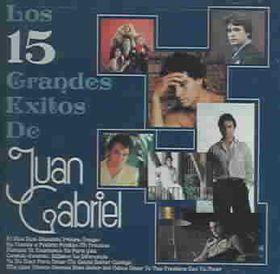 15 Grandes Exitos De Juan Gabriel - (Import CD)