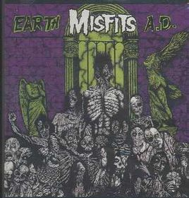 Earth a.D./Die Die My Darling - (Import CD)