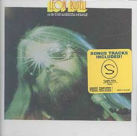 Leon Russell - Leon Russell & The Shelter People (CD)