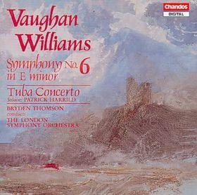 Vaughan Williams:Sym. 6 - (Import CD)