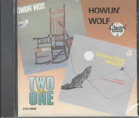 Moanin' in the Moonlight/Howlin' Wolf - (Import CD)