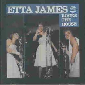 Etta James Rocks the House - (Import CD)
