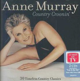 Anne Murray - Country Croonin' (CD)
