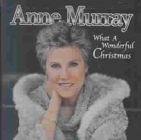 Anne Murray - What A Wonderful Christmas (CD)