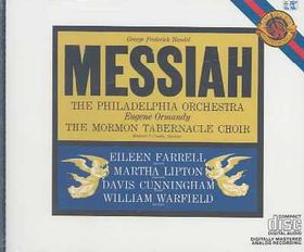 Messiah - Various Artists (CD)
