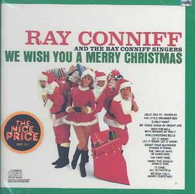 Ray Conniff - We Wish You A Merry Christmas (CD)