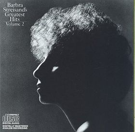 Barbra Streisand - Greatest Hits - Vol.2 (CD)