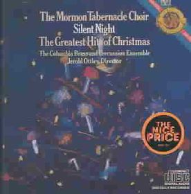 Mormon Tabernacle Choir - Silent Night (CD)