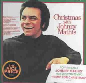 Johnny Mathis - Christmas With Johnny Mathis (CD)