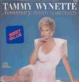 Tammy Wynette - Anniversary - 20 Years Of Hits (CD)