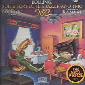 Claude Bolling - Suite No.1 For Flute & Jazz Piano (CD)