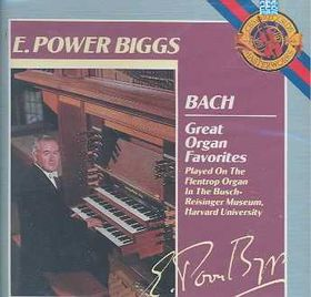 Great Organ Favourites - Various Artists (CD)