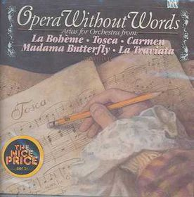 Andre Kostelanetz - Opera Without Words (CD)