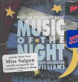 Arthur Fiedler & The Boston Pops - Music Of The Night (CD)