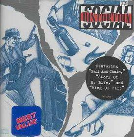 Social Distortion - Social Distortion (CD)