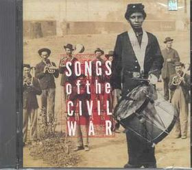 Songs Of The Civil War - Various Artists (CD)