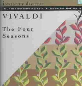 Vivaldi:Four Seasons - (Import CD)