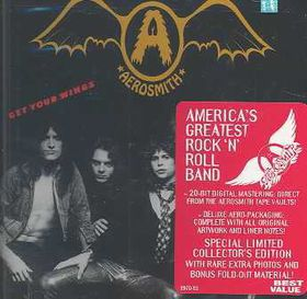 Aerosmith - Get Your Wings (CD)