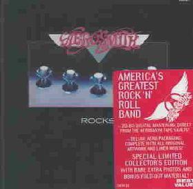 Aerosmith - Rocks (CD)