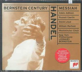 Addison / Oberlin / Lloyd / Warfield - Messiah (CD)