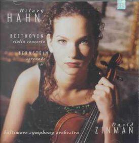 Beethoven:Violin Cto Bernstein Serena - (Import CD)