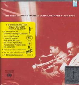 Miles Davis - Best Of Miles Davis & John Coltrane (CD)