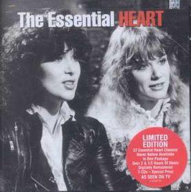 Heart - Essential Heart (CD)