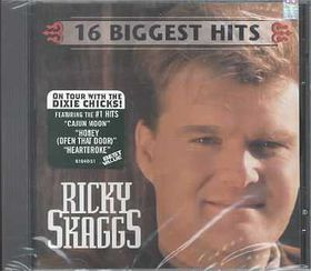 Ricky Skaggs - 16 Biggest Hits (CD)