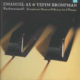 Yefim Bronfman - Symphonic Dances & Suites For 2 Pianos (CD)