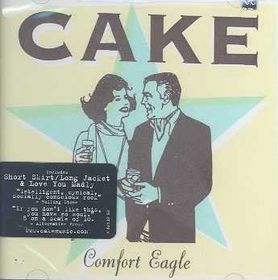 Cake - Comfort Eagle (CD)