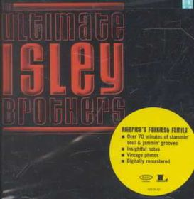 Isley Brothers - Ultimate Isley Brothers (CD)