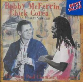 Bobby McFerrin - The Mozart Sessions (CD)